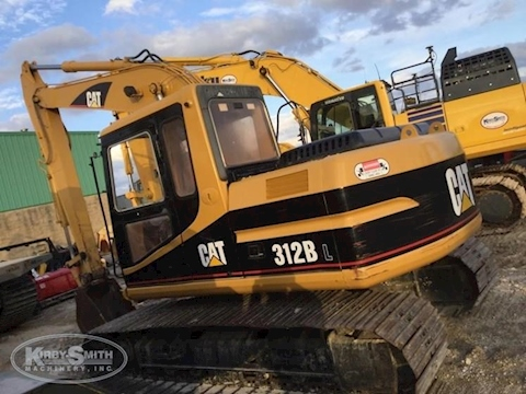 Used Caterpillar Excavator for Sale