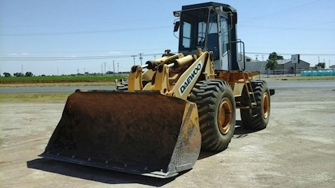 Used Daewoo Wheel Loader for Sale