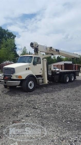 Used National Boom Truck for Sale