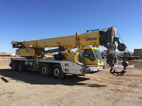 Used Grove Truck Crane for Sale