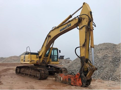 Front of Used Excavator for Sale