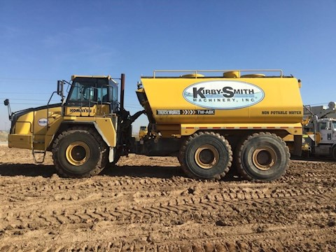 Side of Used Articulated Dump Truck for Sale