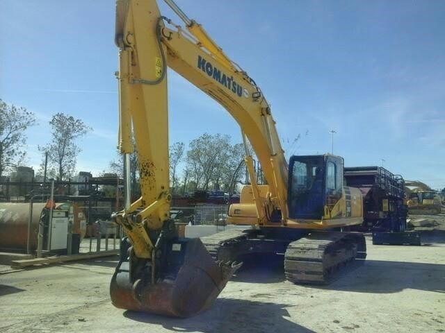 Front of Used Crawler Excavator for Sale