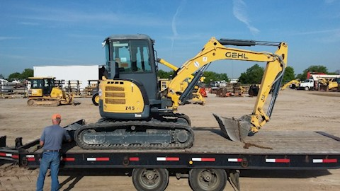 Used Compact Excavator for Sale