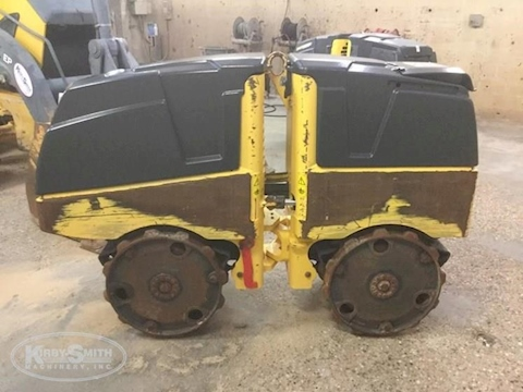 Used Bomag Compactor in Yard for Sale