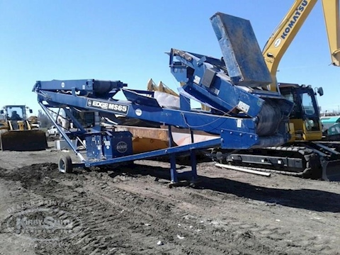 Used Edge Conveyor for Sale