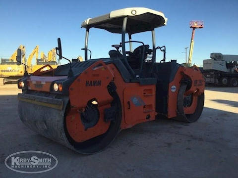 Used Hamm Compactor in Shadow for Sale