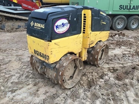 Used Bomag Compactor for Sale