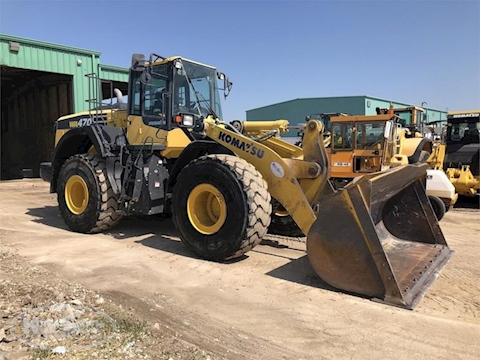 Used Komatsu Loader for Sale