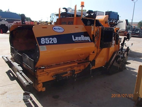 Used Paver for Sale