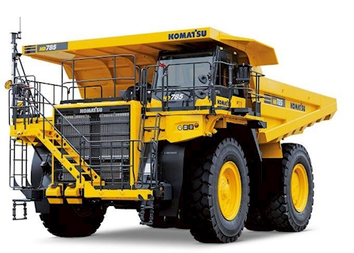 New Mechanical Dump Truck for Sale