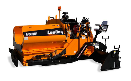 New Leeboy 8510E Asphalt Paver for Sale