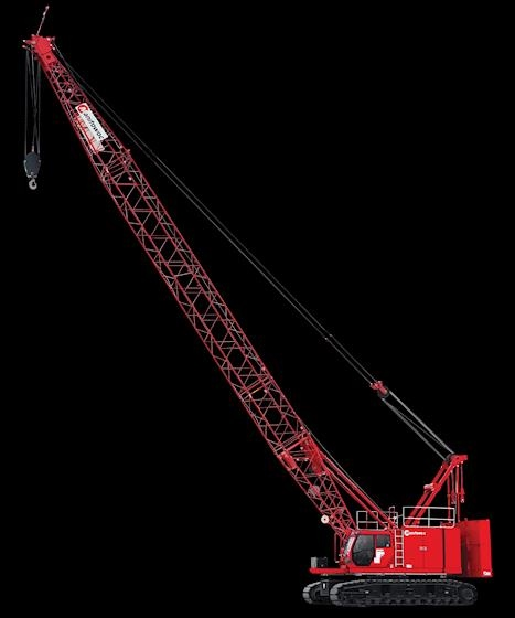New Manitowoc Lattice-Boom Crane for Sale