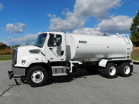 Rosco DS Water Truck