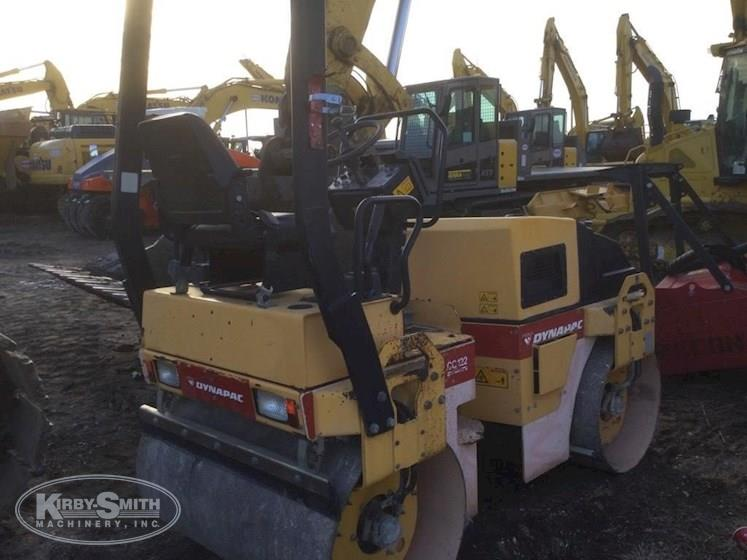 Used Dynapac Compactor for Sale