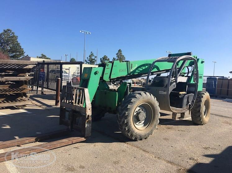 Used Telescopic Forklift in yard for Sale