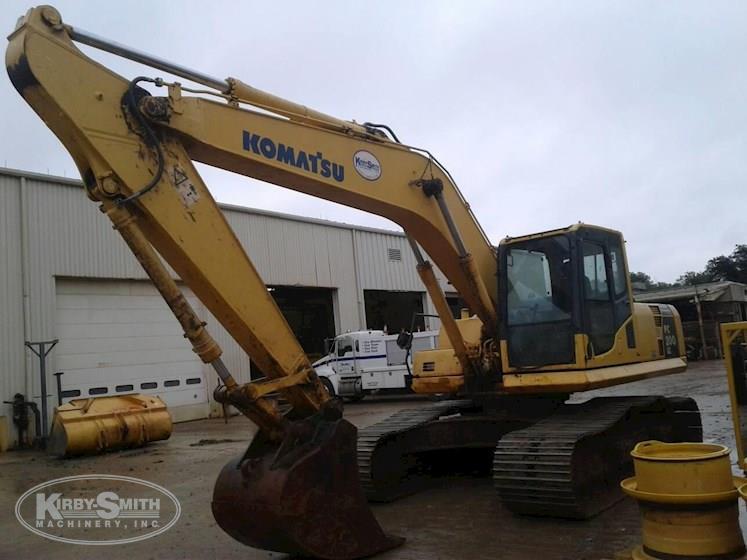 2011 Komatsu PC200LC-8 Excavator for Sale