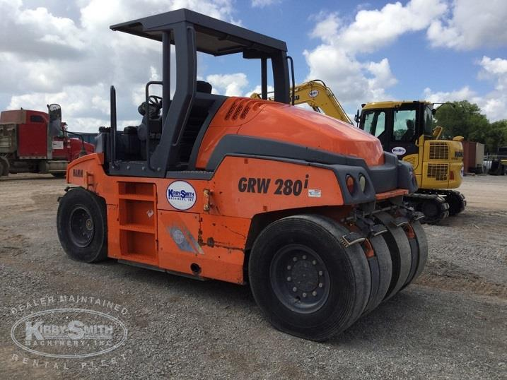 Used Hamm Compactor for Sale