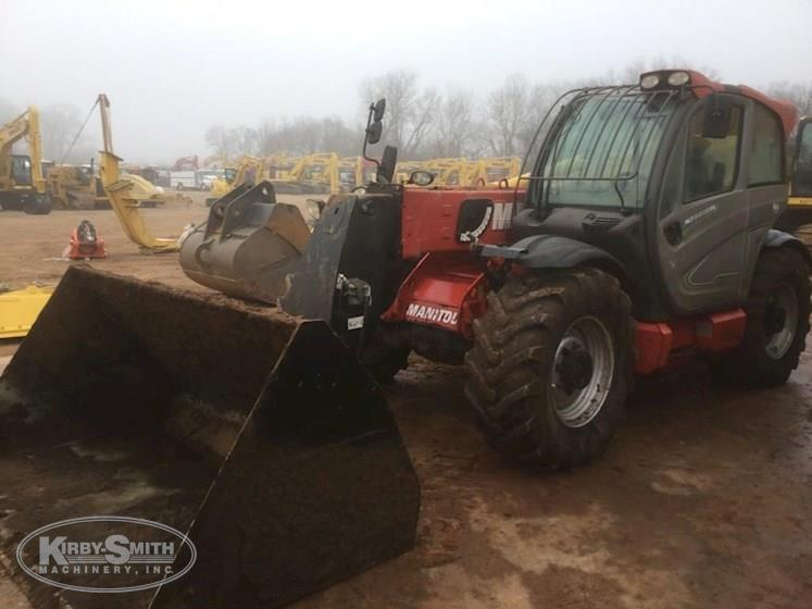 Used Manitou Telescopic Telehandler for Sale