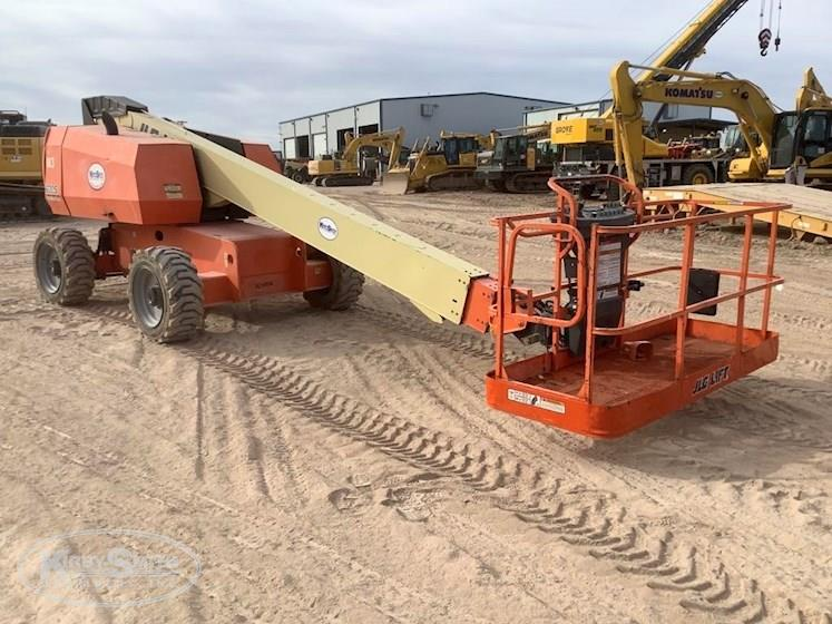 Used JLG Telescopic Boom Lift in Yard for Sale