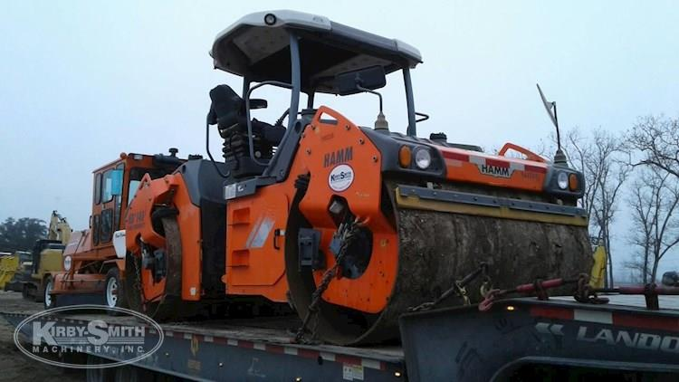 Used Hamm Tandem Roller for Sale