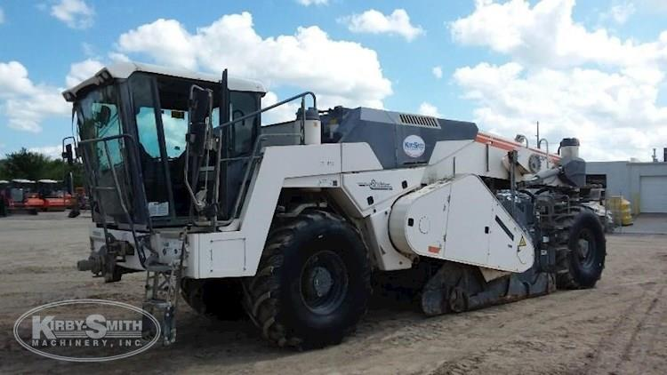 Used Wirtgen Asphalt Paver for Sale