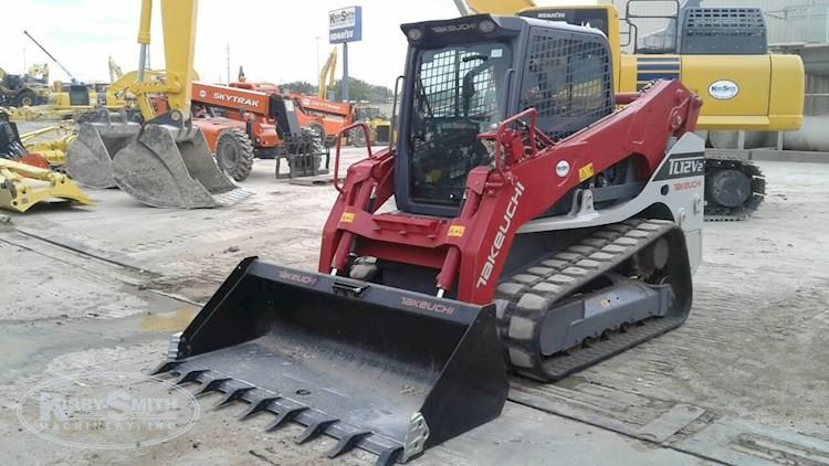 Used Takeuchi Track Loader for Sale