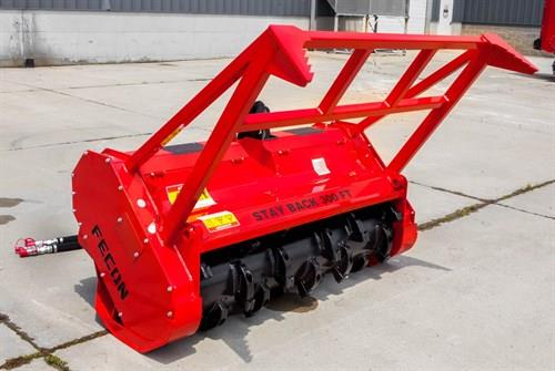 Fecon Bull Hog Skid Steers