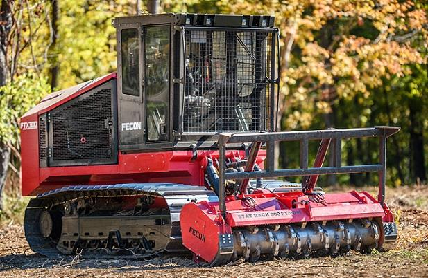 New Fecon FTX300 Mulching Tractor for Sale | Kirby-Smith
