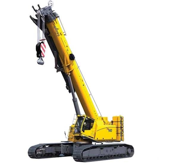 New Telescoping Crawler Grove Crane for Sale