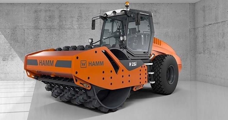 New Hamm Compactor for Sale