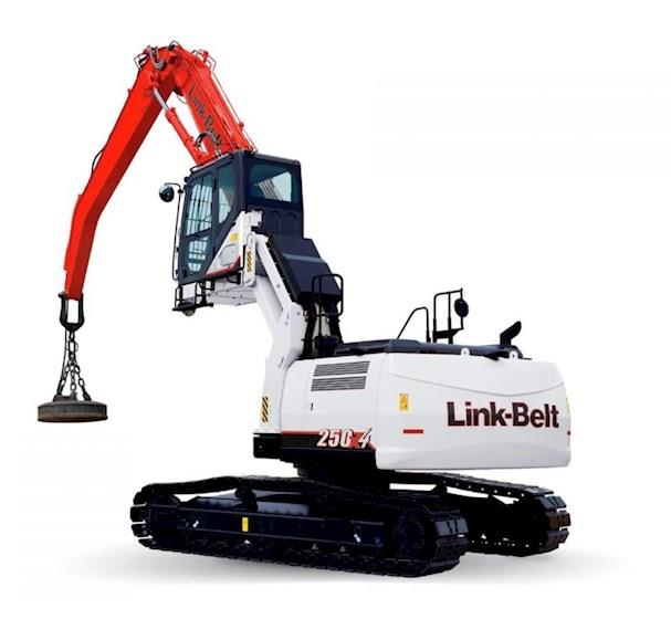 New Link-Belt Excavator Scrap Loader for Sale