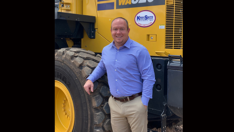 JP Cotton is Kirby-Smith Machinery's new Finance Manager in West Texas