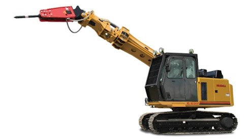 New Gradall Excavator for Sale