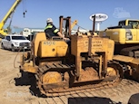 Side of Used Deere Dozer Pipelayer for Sale