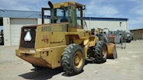 Used Case Wheel Loader in yard for Sale
