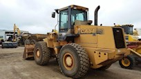 Front of Used Wheel Loader