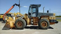 Side of Used Wheel Loader for Sale