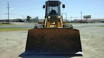 Front of Used Daewoo Wheel Loader for Sale