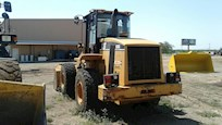 Used Caterpillar Loader front side
