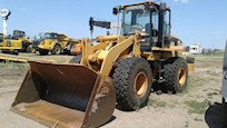 Used Caterpillar Loader with Shovel