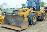 Used Loader for Sale with Bucket