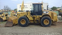 Side view of Used Caterpillar Loader