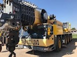 Front of Used Grove Crane for Sale