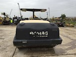 Back of Used Bomag Compactor for Sale