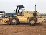 Side view of Used Bomag Paver for Sale