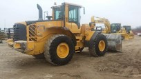 Used Volvo Wheel Loader for Sale
