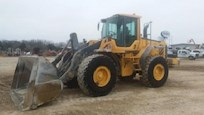 Used Volvo Loader in yard for Sale