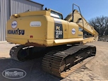 Back of Used Crawler Excavator for Sale