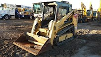 Used Gehl Track Skid Steer